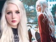 Cô gái lai 18 tuổi sở hữu vẻ đẹp hoàn hảo đến khó tin