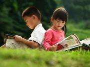 10 cách để trẻ cảm nhận niềm vui khi đọc sách