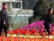 Vì sao ông Kim Jong Un đưa em gái vào Bộ chính trị?