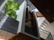Tài chính - Bất động sản - Căn nhà cho 3 thế hệ ở Nha Trang gây sốt vì kiến trúc độc lạ