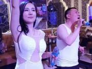 Hết thời, Can Lộ Lộ phải đi phục vụ ở quán karaoke