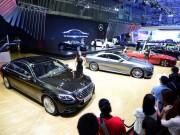 Mercedes-Benz trưng bày 18 mẫu xe tại VIMS 2017
