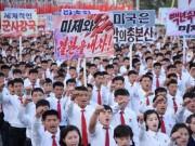 """Thế giới - Triều Tiên bất ngờ cho báo Mỹ vào xem tình hình """"bên bờ vực chiến tranh"""""""