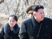 Đời tư bí ẩn của người em gái được Kim Jong-un đưa vào Bộ Chính trị