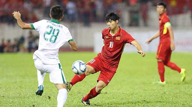 """Việt Nam – Campuchia: Công Phượng lỡ hẹn """"Messi xứ Angkor""""?"""