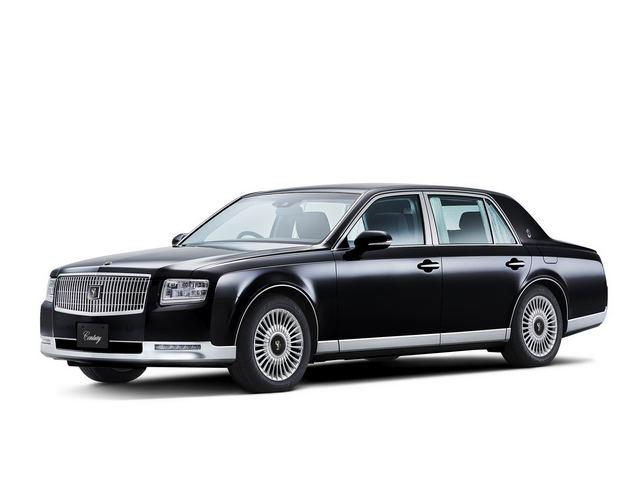 """Toyota Century 2018: """"Rolls-Royce bình dân"""" kiểu Nhật"""