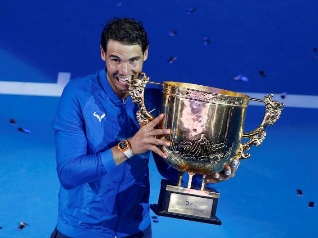 TRỰC TIẾP tennis Nadal - Donaldson: Khổng lồ và tý hon 3