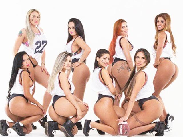 Trò gian dối của các người đẹp tại Hoa hậu Siêu vòng 3 Brazil bất ngờ bại lộ