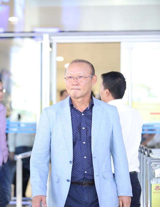HLV Park Hang Seo lương 5 tỷ đồng/năm đến Việt Nam ngồi ghế nóng - 3