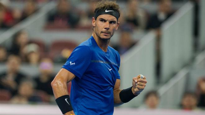 Nadal sinh ra không phải để biểu diễn 1