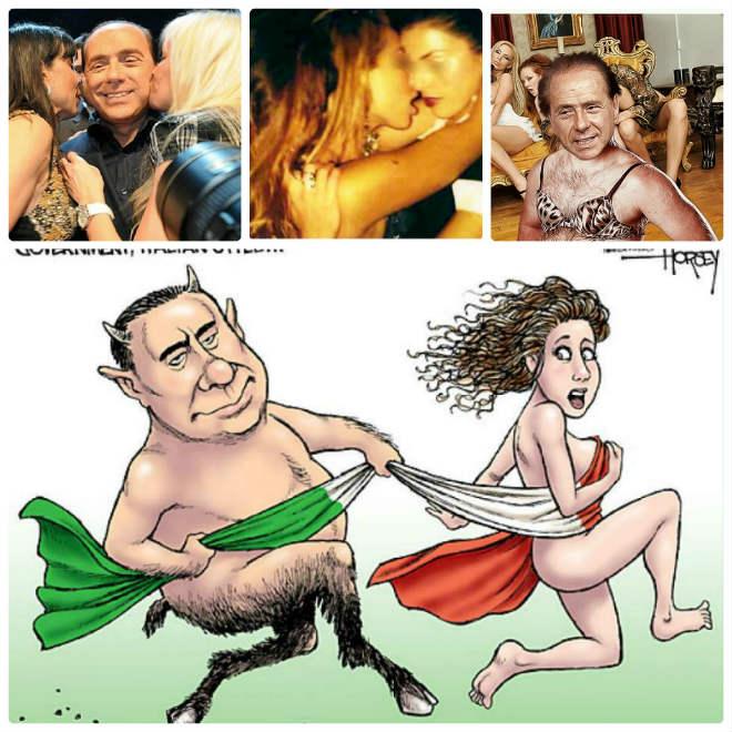 Ông trùm & chân dài: Berlusconi, sát thủ tình trường U70 vẫn mê gái chưa 18 (P3) - ảnh 2