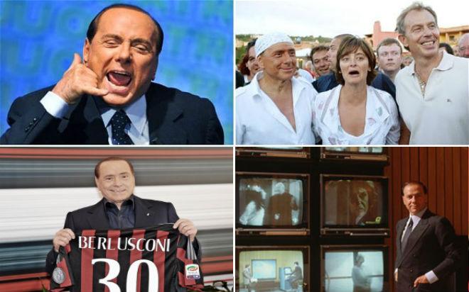 """Ông trùm & chân dài: Berlusconi, """"sát thủ tình trường"""" U70 vẫn mê gái chưa 18 (P3)"""