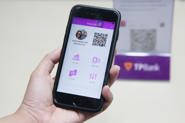 TPBank sắp cho ra mắt ứng dụng thanh toán mới bằng mã QR - 1