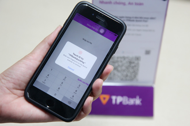 TPBank sắp cho ra mắt ứng dụng thanh toán mới bằng mã QR - 3