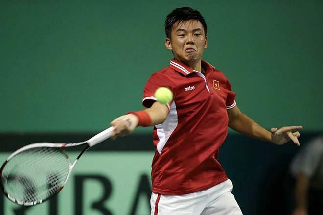 Tin thể thao HOT 10/10: Lý Hoàng Nam gây sốc, đánh bại tay vợt hơn trăm bậc 1
