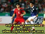 """Việt Nam - Campuchia: Công Phượng lỡ hẹn  """" Messi xứ Angkor """" ?"""