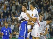 Chi tiết Israel - Tây Ban Nha: Nhọc nhằn giành 3 điểm (KT)
