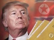 """Trump sắp có  """" hoạt động đặc biệt """"  sát biên giới Triều Tiên?"""