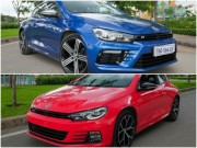Bộ đôi xe thể thao Volkswagen: Scirocco R  &  GTS