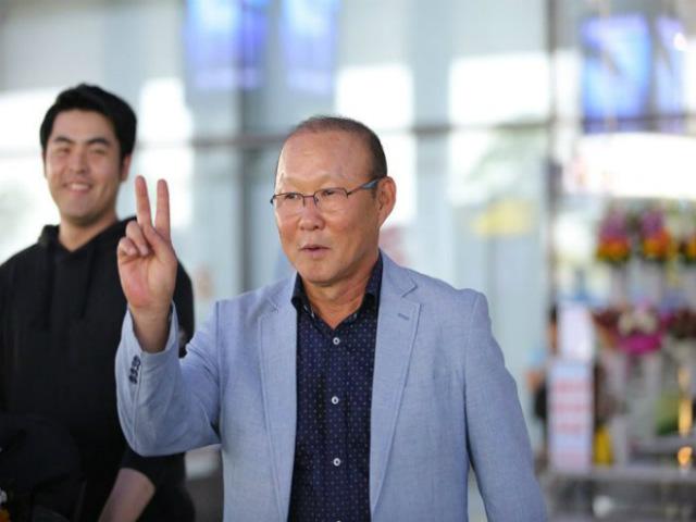 """HLV Park Hang-seo ra mắt tuyển Việt Nam: Bí ẩn biệt danh """"Ngài ngủ gật"""" 4"""