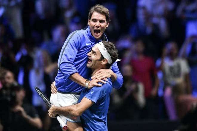 Tin thể thao HOT 11/10: Federer sợ không đua số 1 nổi với Nadal 1