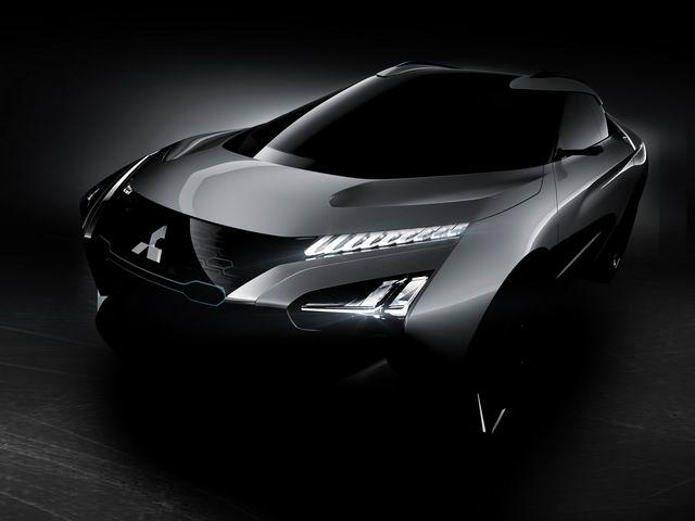 Mitsubishi e-Evolution: Tái sinh Lancer Evo dưới dạng SUV - 2