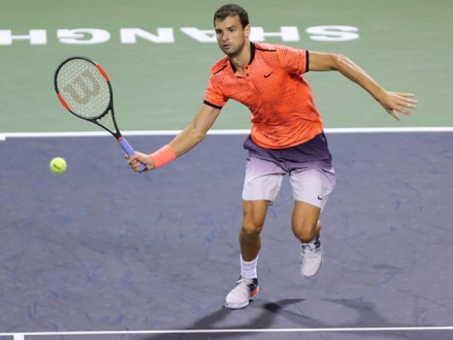 Federer - Schwartzman: Đẳng cấp giao bóng như thần 2