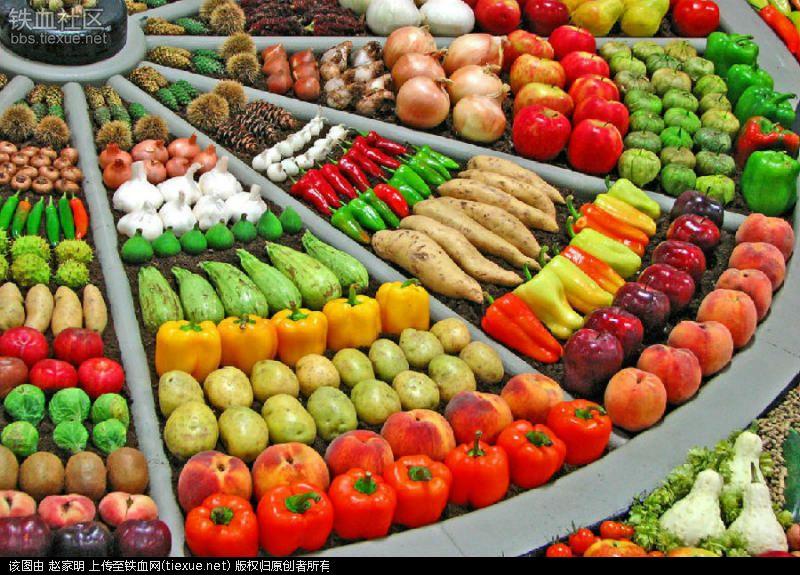 Ai cũng muốn đi tới chợ rau củ này vì nó đẹp như tranh nghệ thuật - 1