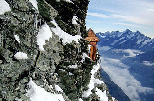 Tim đập, chân run tại 9 địa điểm nguy hiểm nhất thế giới - ảnh 3