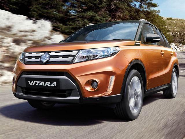 """Suzuki Vitara ở Việt Nam giảm giá 60 triệu """"chống ế"""" - 1"""