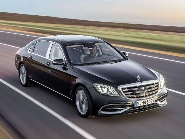 Mercedes-Benz S-Class 2018 có giá từ 2,06 tỷ đồng - 1