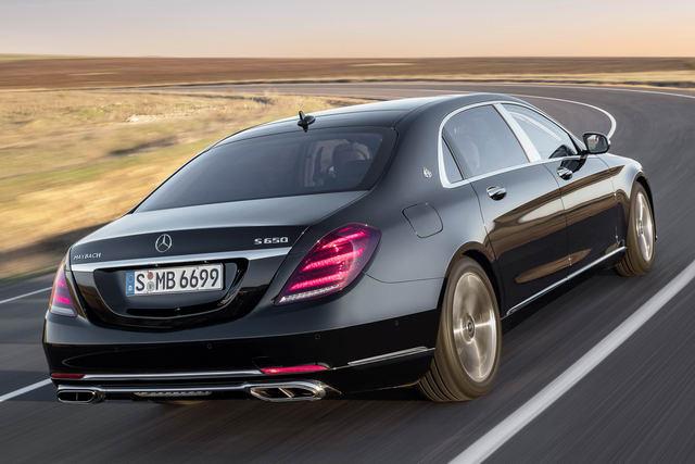 Mercedes-Benz S-Class 2018 có giá từ 2,06 tỷ đồng - 2