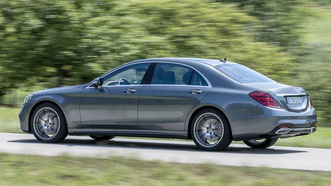 Mercedes-Benz S-Class 2018 có giá từ 2,06 tỷ đồng - 3