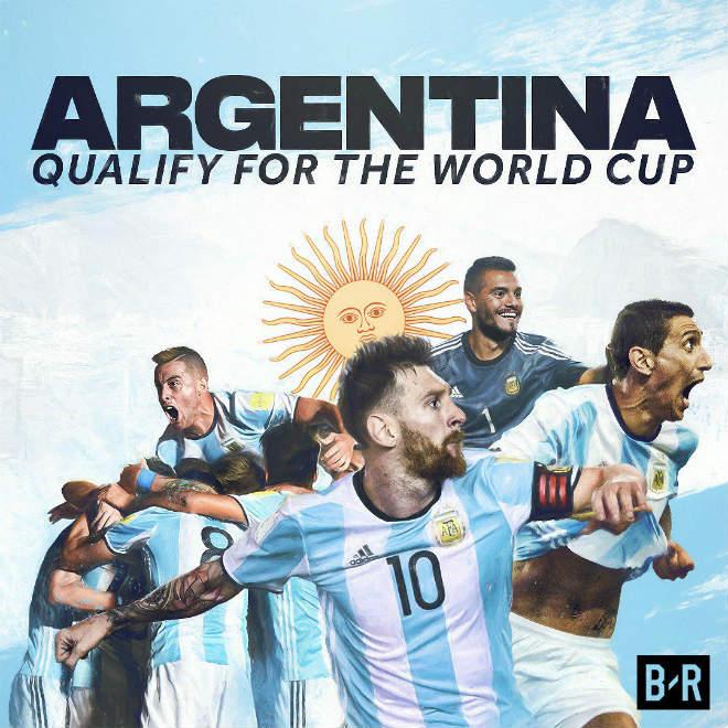 Argentina dự World Cup: Triệu fan khen Messi vĩ đại nhất lịch sử, chê Ronaldo vô dụng - 1