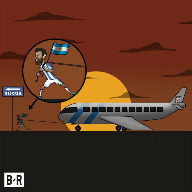 Argentina dự World Cup: Triệu fan khen Messi vĩ đại nhất lịch sử, chê Ronaldo vô dụng - 3