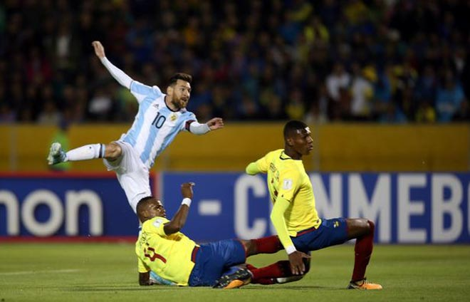 Messi - Argentina bỗng tuyệt đỉnh thăng hoa: Nhờ phù thủy làm phép? 1