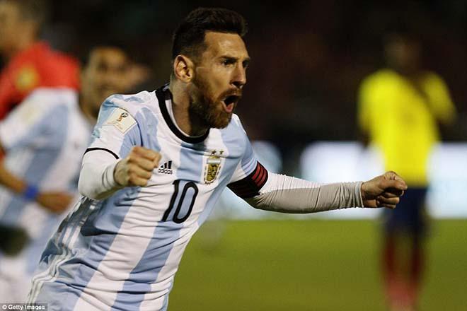 """Báo chí thế giới gọi Messi là """"phép thuật Thượng Đế"""", người Bồ kiêng nể 1"""