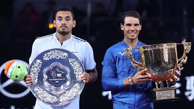 """Nadal - Federer thống trị tuyệt đối: """"Ngáo ộp"""" với các sao mai 1"""