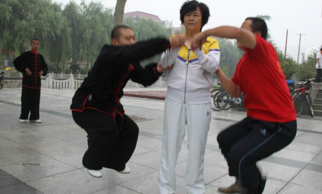 """Võ Trung Quốc """"đại loạn"""": Kung-fu dởm, cao thủ Thiếu Lâm cũng """"giả"""" 1"""