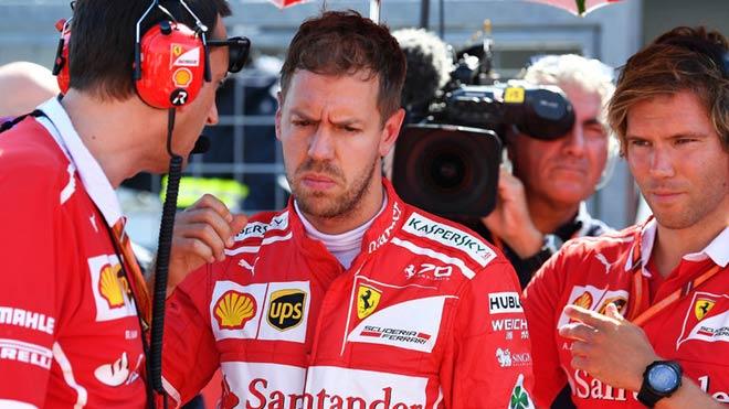 """Đua xe F1: """"Bò húc"""" sống lại thời hoàng kim, hướng đến cuộc đấu tam mã 2"""