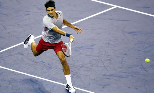 Chi tiết Federer - Schwartzman: Kết liễu đối thủ (KT) 3