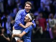 Tin thể thao HOT 11/10: Federer sợ không đua số 1 nổi với Nadal