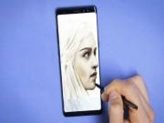 """Top 9 thủ thuật hàng đầu giúp bạn  """" chế ngự """"  Samsung Galaxy Note 8"""