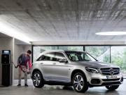 Mercedes-Benz GLC F-Cell: Xe không cần xăng