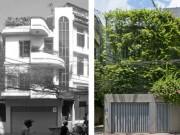 Biến nhà cũ thành  biệt thự xanh , công trình Việt khiến báo tây sửng sốt