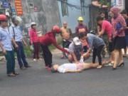 Tin nóng: VĐV Pencak silat trúng đạn khi đang đi với bạn
