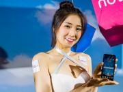 Huawei Nova 2i trình làng: Màn hình tràn, 4 camera, giá rẻ không tưởng