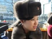 """Ông Kim Jong-un cất nhắc  """" bạn gái cũ """""""