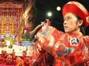 Hoài Linh, Vượng Râu bức xúc trước thông tin  loạn nhà thờ Tổ nghề