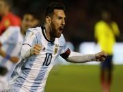 Messi cứu Argentina: World Cup còn vương nợ, Ronaldo lo mất Bóng vàng